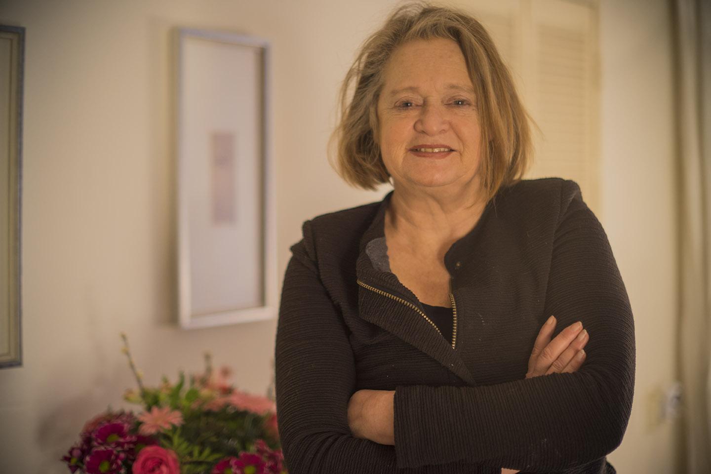 Linda Andriesse - vrijwilligerscoördinator Joods Cultureel Kwartier